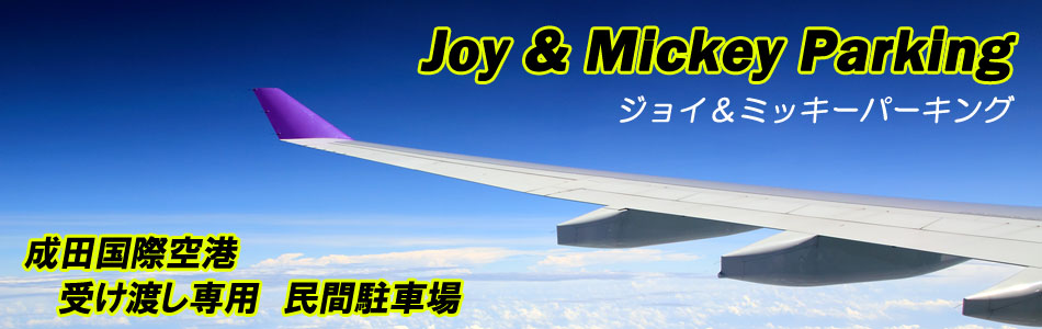民間駐車場 Joy & Mickey Parking